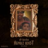 DJ Donka - Humble Beast: Before The Album Cover Art
