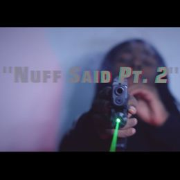 Lil D.T - Nuff Said Pt 2 Cover Art