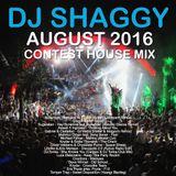 DJ Shaggy - DJ Shaggy August 2016 Contest House set Cover Art