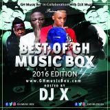 DjX-Muzik GH - BEST OF GH MUSIC BOX Cover Art