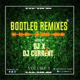 DjX-Muzik GH - BOOTLEG REMIXES VOL. 1 Cover Art