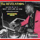 DjX-Muzik GH - THE REVELATION Cover Art