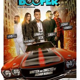 Mickey Style Ent - Boofer-Armaan Bedil {Remix} Cover Art