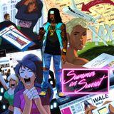2DOPEBOYZ - Summer On Sunset Cover Art