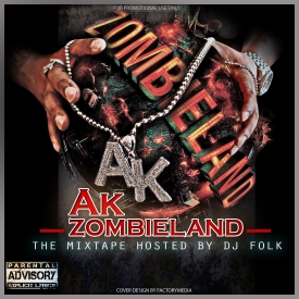 A.K - ZombieLand The Mixtape