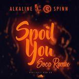 Audiomack Reggae - SPOIL YOU SOCA REMIX (PROD. DJSPINN) Cover Art