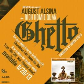 August Alsina Ghetto Listen