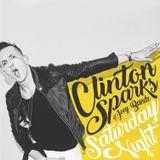 Clinton Sparks - Saturday Night (f. Joey Bandz) Cover Art