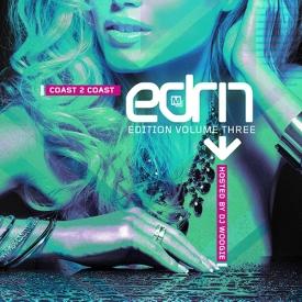 Coast 2 Coast Mixtapes - Coast 2 Coast Mixtape EDM Edition Vol. 3 Cover Art