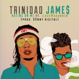 Trinidad James F.  iLoveMakonnen - H.O.M.E( Hating On Me)