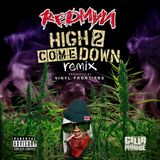 Arabmixtapes - High 2 Come Down (Remix) Cover Art