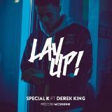 DJ Cos The Kid - LayUp Cover Art