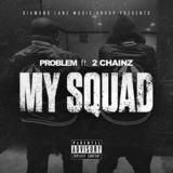Dj InfamousVa - My Squad (Remix) Cover Art