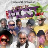 DJ Quest Gh - StreetMostWantedMix Cover Art