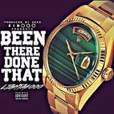 """HipHopOnDeck.com - """"Been There Done That"""" Cover Art"""