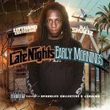 HipHopOnDeck.com - 'Late Nights Early Mornings' Cover Art