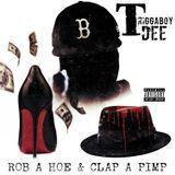 HipHopOnDeck.com - 'Rob A Hoe Clap A Pimp' Cover Art
