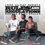 """HipHopOnDeck.com - """"Rules and Regulations"""" [hosted by DJ Smallz] Cover Art"""
