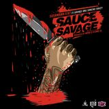 Hustle Hearted - Sauce Savage Cover Art