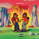 Sicko Mobb - SUPER SAIYAN VOLUME 2 Cover Art
