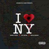 MPIRE - I Love NY Cover Art