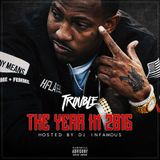 Trouble - The Year In 2016 Cover Art