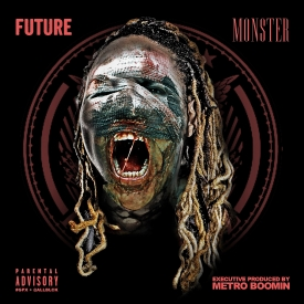 VENTLYFE - Monster Cover Art